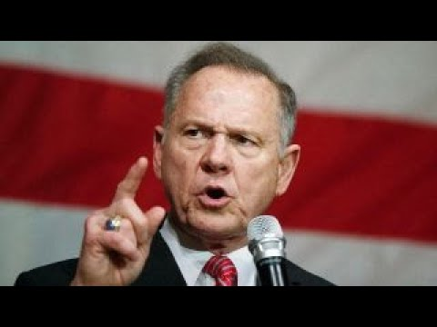 Roy Moore holding Drain the Swamp rally on election eve