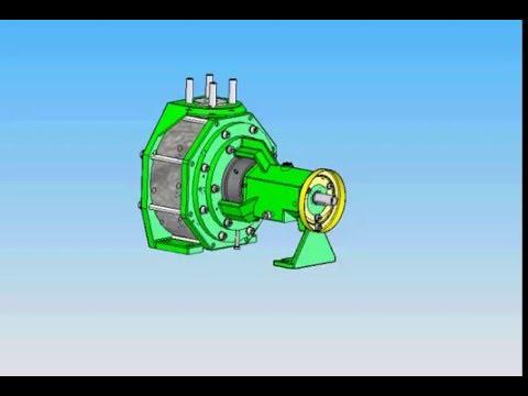 ISPM Service Bomba Centrifuga CEPIC
