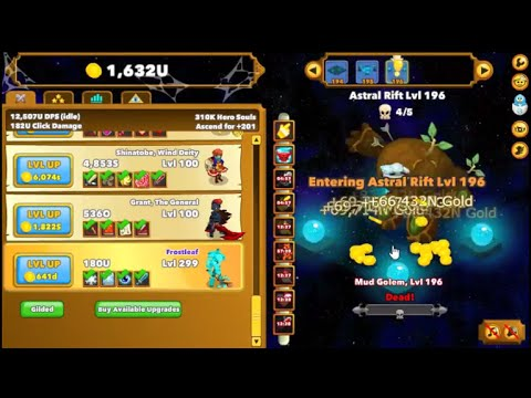Clicker heroes a guide to ancients part 2 mid game ancients