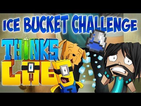 Minecraft - Think's Lab Mods - Ice Bucket Challenge!