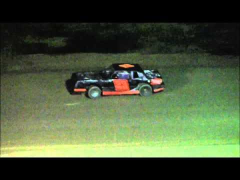 Butler Motor Speedway Street Stock Heat #2 9/18/15