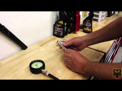Joe's Racing Tire Pressure Gauge Review