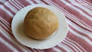Песочное тесто. Рецепт без яиц