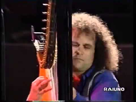Andreas Vollenweider - night fire dance  (1994)