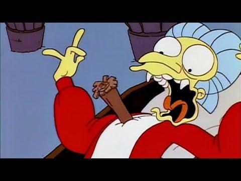 Bart der Vampir - Simpsons Clips (S5E5)