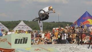 BMX - Garrett Reynolds Final Run At Texas Toast 2014