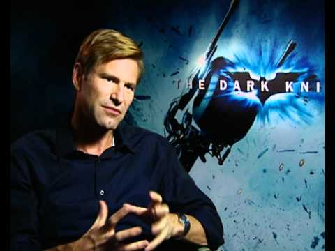Aaron Eckhart The Dark Knight interview