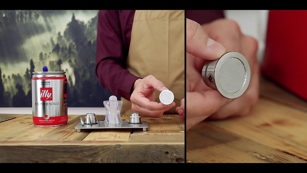 Waycap Test Testing Illy Espresso Compatible Nespresso Capsules