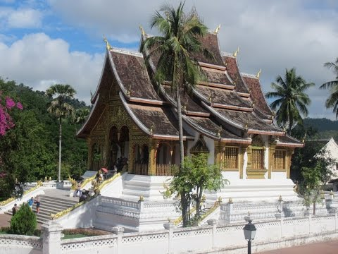 Laos Travel - Luang Prabang  -City Tour