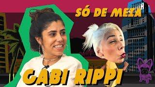 SÓ DE MEIA - GABI RIPPI CAPA DA PLAYBOY