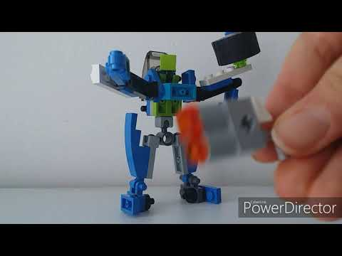 Lego transformers #3 Wideways