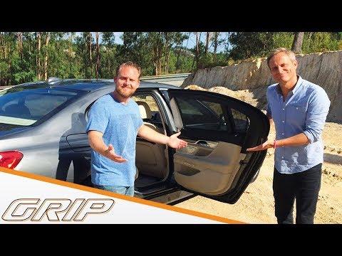Axel und Matthias testen den neuen 7er BMW | GRIP