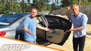 Axel Stein und Matthias Malmedie testen den neuen 7er BMW - GRIP - Folge 336 - RTL2