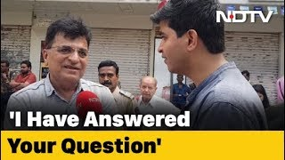 Watch: BJP's Kirit Somaiya's 27 'Answers' On CAA Event At School Are Viral
