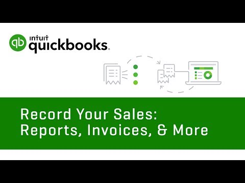 Invoices Vs. Sales Receipts: Which To Use When  | QuickBooks Online