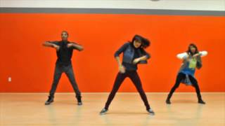 Dance Boasting by Lecrae Choreography by Raelene Pablo