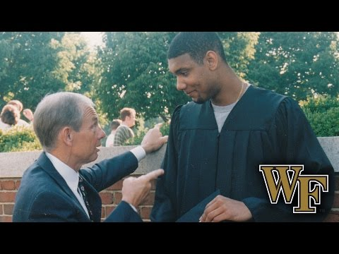 Tim Duncan: Stories of Greatness From Dave Odom