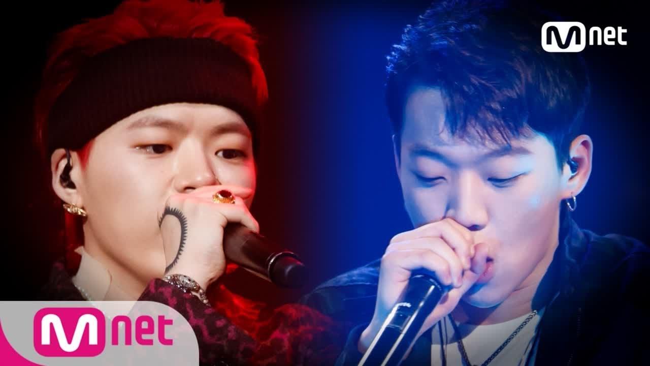 [Sub] Show Me The Money777 [10회] 키드밀리 - Boss Thang (Feat. Young B) (Prod. 코드 쿤스트) @파이널 181109 EP.10