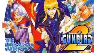 Gunbird 2 Gameplay with forced VGA