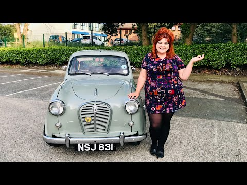 IDRIVEACLASSIC reviews: 1950s Austin A35