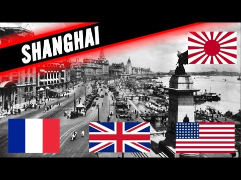 CONCESSIONS IN SHANGHAI - HISTORY OF THE SHANGHAI INTERNATIO