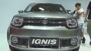 Suzuki Ignis 1.2 DualJet (2020) Exterior and Interior