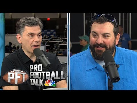 Matt Patricia: 'We're trying to build the Detroit Lions' way' | Pro Football Talk | NBC Sports
