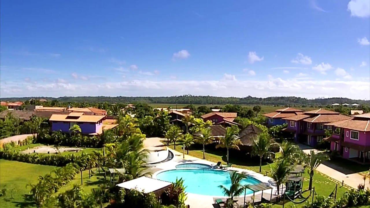 Toko village apart hotel porto seguro bahia youtube for Appart hotel porto