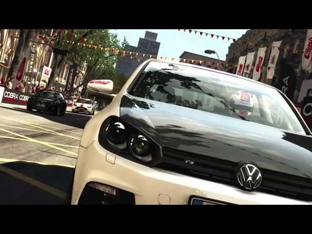 GRID Autosport Launch Trailer