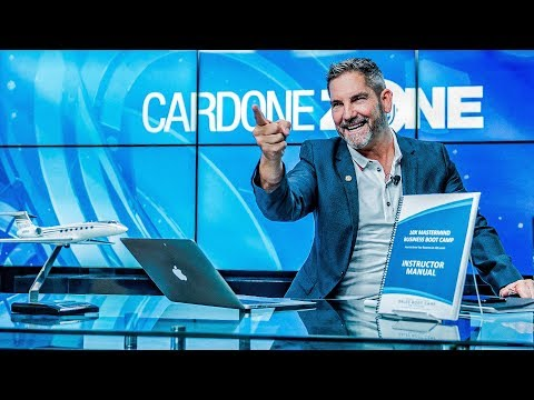 New Years Resolutions: Cardone Zone