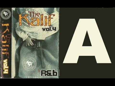 DJ KALIF VOLUME 4 FACE A (2001)