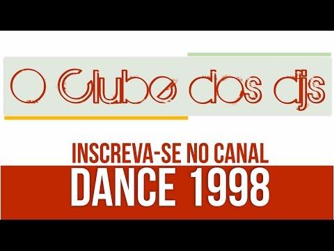 O CLUBE DOS DJS - DANCE MUSIC 1998 BY CARLOS MIDBACK #SET01