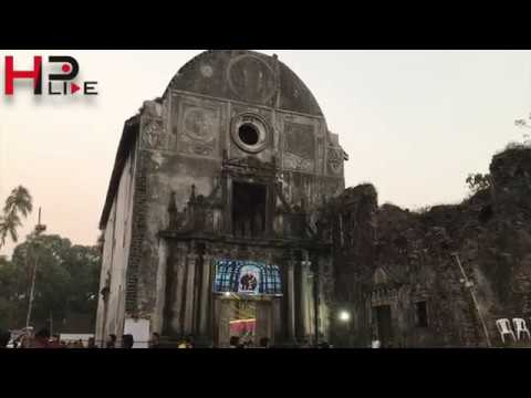 Feast Of St Gonsalo Garcia Church At Vasai Fort (Killa Cha Sun)