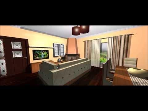 Διακόσμηση καθιστικού & τραπεζαρίας