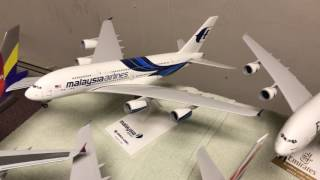 All of my 1:200 A380 Models - 2017 Collection Part 2