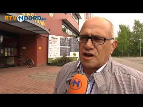 Gjaltema: redding nabij voor BV Veendam - YouTube