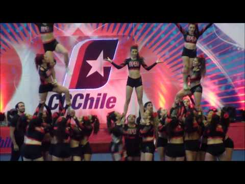 Upac Miss Panthers CCCHILE 2017