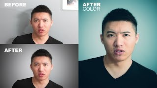 Remove Background Shadows in Photoshop Using Apply Image and Content Aware Tool