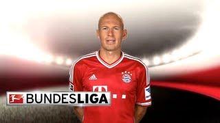 Arjen Robben - Top 5 Goals