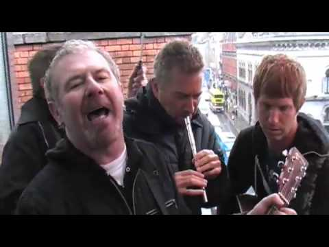 THE YOUNG DUBLINERS - ROSIE (BalconyTV)