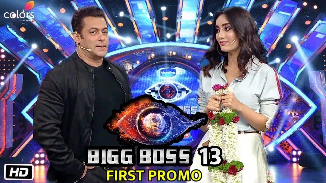 Bigg Boss 13 Promo Salman Khan First Look Out Begin From September