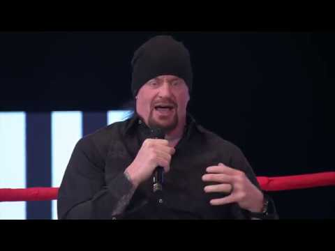 How the Undertaker (Mark Calaway) Became a Christian