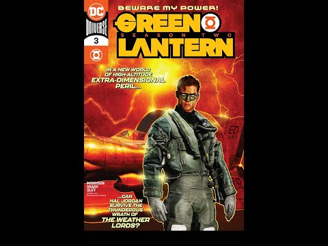 Green Lantern:  Season Two