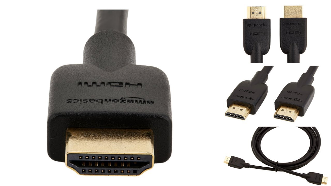 High Speed HDMI Cable 6 Feet