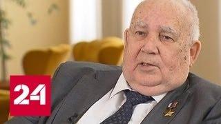 Ушел из жизни знаменитый оружейник Николай Макаровец - Россия 24