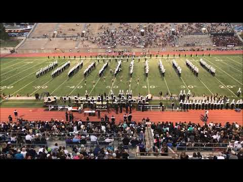 2017 Permian Band First Halftime Performance