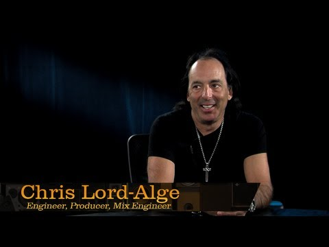 Pensado's Place #80 - Mix Engineer Chris Lord-Alge