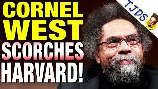 Cornel West's Scorching Resignation To Harvard