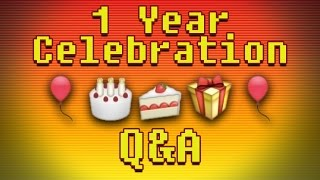 Gambar cover 1 Year Celebration Q&A