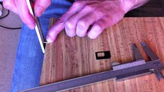 iPhone 5 NanoSIM cutting from MicroSIM or MiniSIM